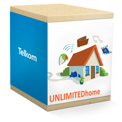 Get Uncapped Home Internet From <br><strong>R599pmx24</strong>